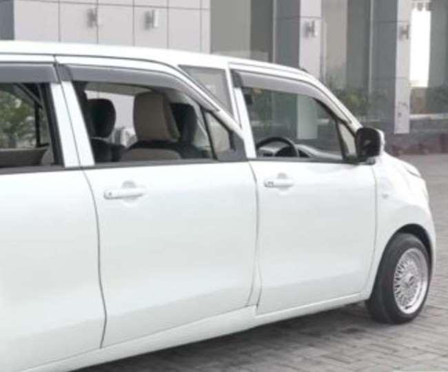 कार के मालिक का नाम मोहम्मद इरफान उस्मान हैं