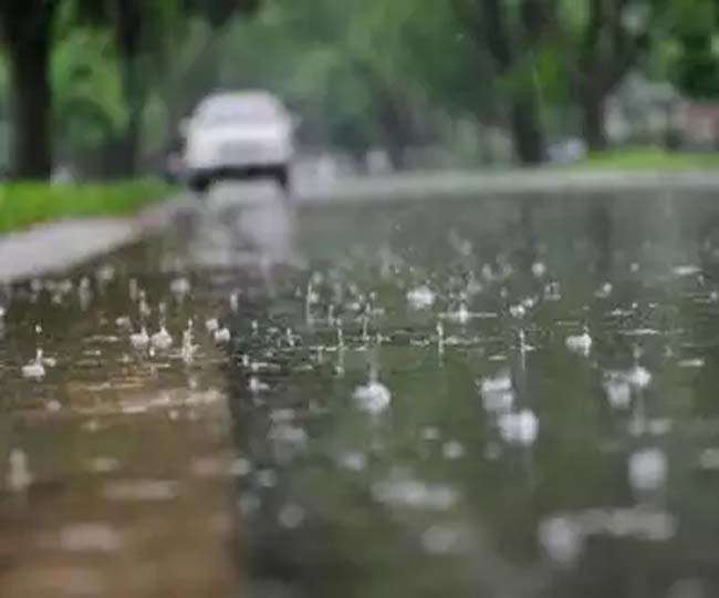 Weather forecast today heavy rainfall may in these states next 24 hours