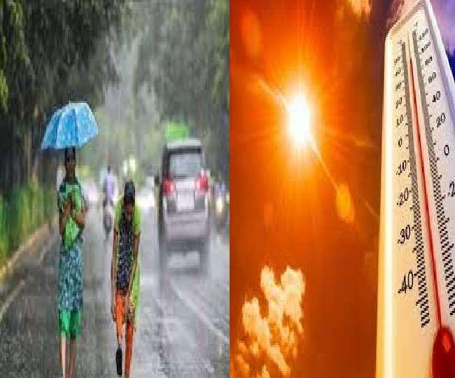 Weather Updates: दिल्ली समेत उत्तर भारत में मानसून का बेसब्री से इंतजार