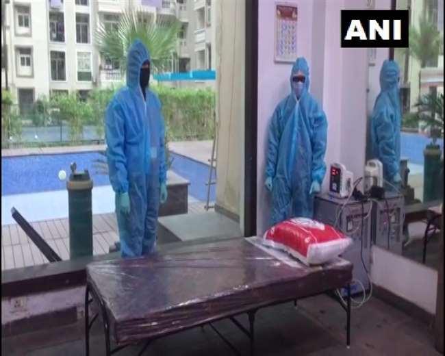 देश में अभी 4,50,899 कोरोना संक्रमण के सक्रिय मामले, 97.22 फीसद हुआ रिकवरी रेट