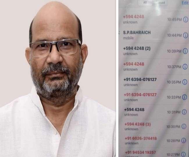 भाजपा विधायक सुरेश्वर सिंह को मिली जान से मारने की धमकी।