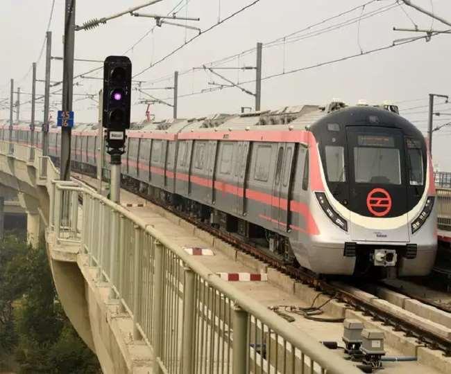 Delhi Metro की पिंक लाइन पर सफर करने वाले ध्यान दें, 15 जुलाई तक बंद रहेंगे ये 4 स्टेशन