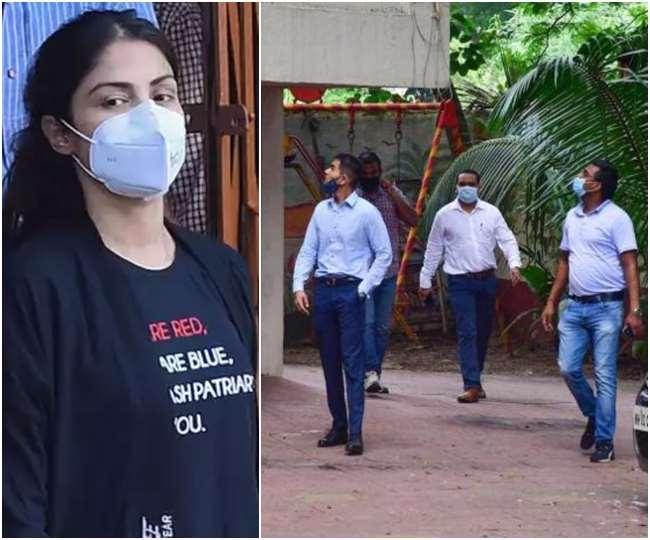 Rhea Chakraborty News: NCB's raid  in drug case, Karamjit Singh arrested from Andheri