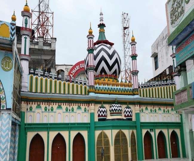 Delegation of Dargah Ala Hazrat दिल्ली में हैवानियत का शिकार हुई युवती के पहुंचा दरगाह आला हजरत का प्रतिनिधि मंडल
