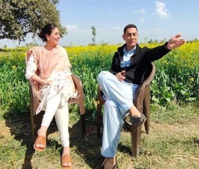 आमिर खान, करीना कपूर खान, फोटो साभार: Instagram