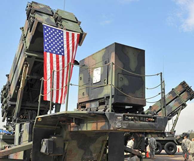 अमेरिका ने सऊदी से क्यों हटाया अपनी पैट्रियट मिसाइल। फाइल फोटो।