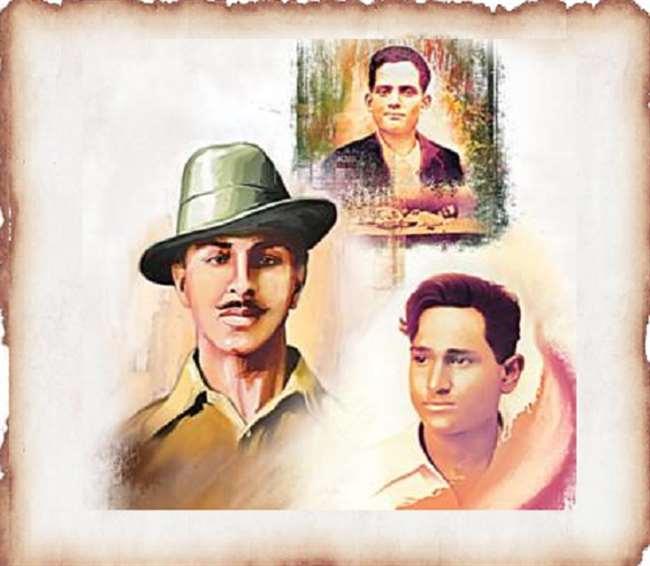 भगत सिंह और बटुकेश्वर दत्त ने भेजा था पत्र।