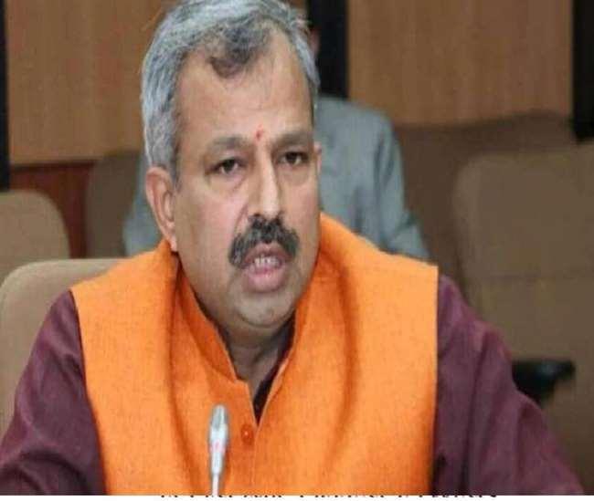 प्रदेश भाजपाध्यक्ष आदेश गुप्ता ने पूठ खुर्द वार्ड में मुफ्त तीर्थ यात्रा अभियान का शुभारंभ किया।