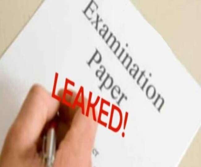 NEET 2021 Paper Leak Case: Around 8 people have been arrested in Jaipur, considering the fraud