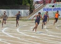 जनपदीय प्रतियोगिता में ओवरऑल चैंपियन बना बीघापुर
