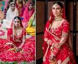 Red Lehenga Is Back In Trend: फिर ट्रेंड में लौटा ये रंग, जब इस दुल्हन ने शादी के लिए चुना लाल लहंगा!