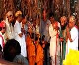 भगवान श्रीकृष्ण के इंतजार में शरद पूर्णिमा की रात 12 कोस की परिक्रमा करते हैं लोग
