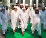 अयोध्या मसले पर ऑल इंडिया मुस्लिम पर्सनल लॉ बोर्ड अपने रुख पर कायम, किसी समझौता से किया इनकार