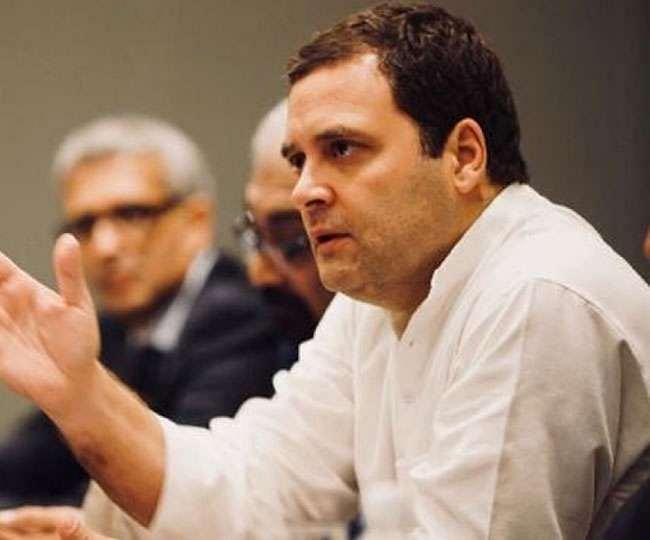लखीमपुर हिंसा पर राष्ट्रपति कोविन्द से मुलाकात करेंगे राहुल गांधी, कांग्रेस प्रतिनिधिमंडल को करेंगे लीड
