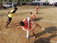 नेशनल खो-खो प्रतियोगिता में तीसरे दिन विभिन्न राज्यों की टीमों ने दिखाया दमखम