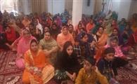 गुरुद्वारा सिंह सभा मोहल्ला सराईं में गुरु पर्व पर कार्यक्रम का आयोजन