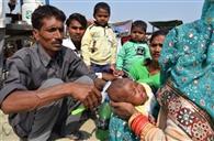 गंगा स्नान पर कोसी नदी में हजारों श्रद्धालु ने लगाई डुबकी