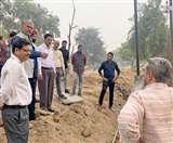 Cabinet Minister आशु ने विकाय कार्यों का लिया जायजा, अफसरों को दी हिदायतें Ludhiana News