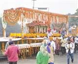 Guru Nanak Jayanti 550th Gurpurab 2019: गुरुद्वारा साहिब में सजे दीवान, कीर्तन से संगत हो रही निहाल Ludhiana News