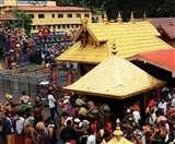 सबरीमाला मंदिर में उत्सव के चलते 10 हजार से ज्यादा पुलिसकर्मी होंगे तैनात