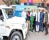 अब बाजारों में होगा कचरे का सेग्रीगेशन, सेक्टर-17 में सिस्टम लांच Chandigarh News