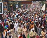 Guru Nanak Jayanti 550th Gurpurab 2019: उमड़ा श्रद्धा का सैलाब, गूंज रही गुरुवाणी