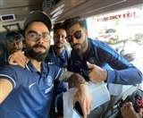 Ind vs WI: टीम इंडिया अब नई चुनौती के लिए तैयार, चेन्नई पहुंची विराट सेना