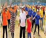 Health and fitness: संगीत की धुन पर डांस से सुधर रही सेहत, मोटापे को मात दे रहीं महिलाएं