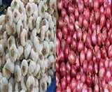 Onion prices: अब प्याज से महंगा हुअा लहसुन, तड़का हुआ और फीका Chandigarh News