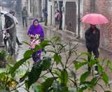 Punjab Weather Update: सुबह से ठंडी हवाअाें के साथ रिमझिम बारिश, ठिठुरन बढ़ी
