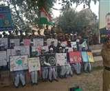 ठंड में भी जोश High, स्वच्छता के लिए ताजनगरी की सड़कों पर उमड़ा सैलाब Agra News