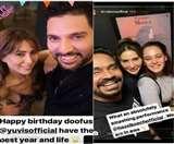 युवराज सिंह के जन्मदिन पर एक्स-गर्लफ्रेंड किम शर्मा ने ऐसे दी बधाई, शेयर की हेजल संग फोटो भी