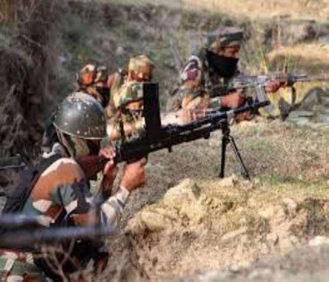 भारत की कड़ी जवाबी कार्रवाई ने पाकिस्तानी सेना के हौसले को हिला दिया।