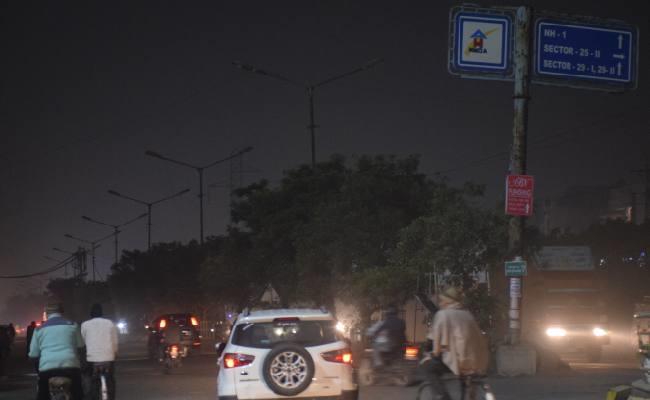 अंधेरे में पानीपत शहर, अब मेयर का 15 दिन में रोशनी का दावा