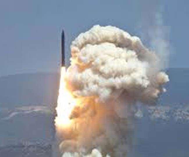 अमेरिका ने एक हाइपरसोनिक मिसाइल से सहमा चीन। फाइल फोटो।
