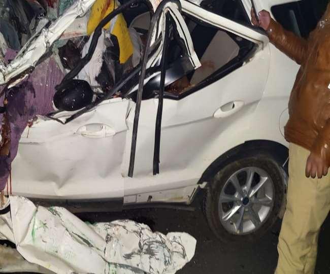 तीन दुर्घटनाओं में आठ लोगों की मौत हो गई जबकि 14 घायलों में सात गंभीर हैं