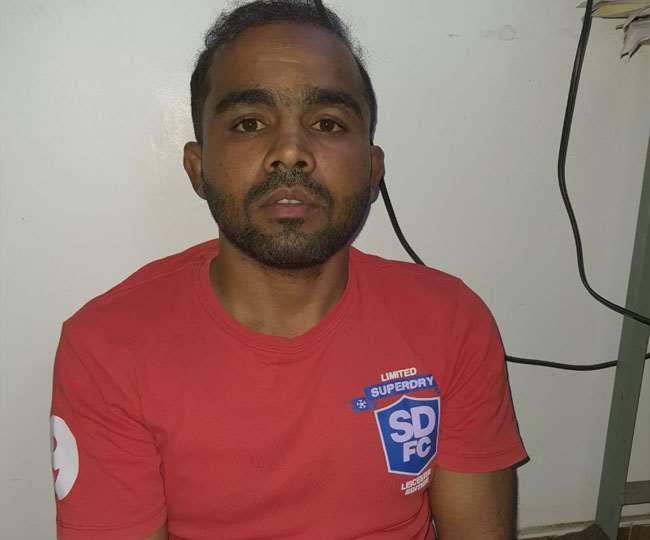 रोहतक में पांच लोगों की हत्या का आरोपित सुखवेंद्र दिल्ली से गिरफ्तार
