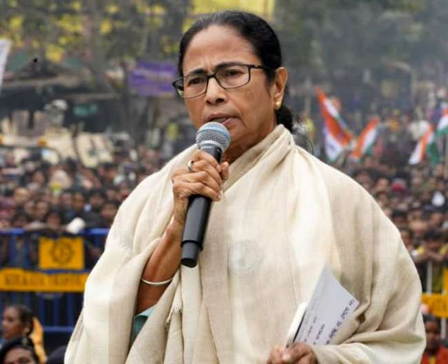 Chief Minister Mamata Banerjee again announces grant to twenty six ...