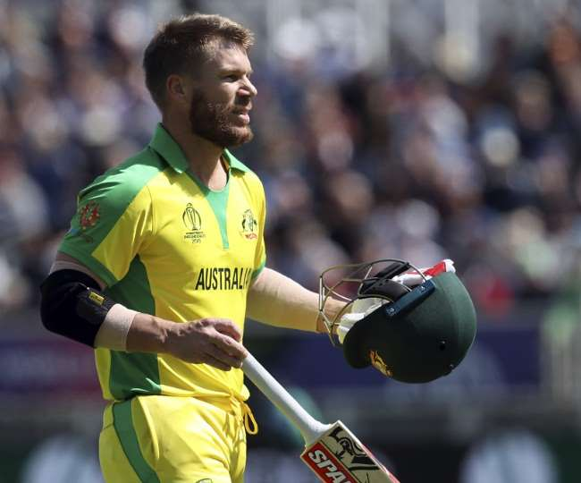 David Warner revealed, said - World Cup in India is their last target
