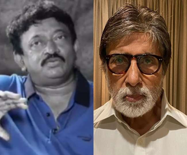 Amitabh Bachchan Covid 19 Positive: राम गोपाल वर्मा ने अमिताभ के लिए क्यों लिखा, 'मैं आपके लिए दुआ नहीं करूंगा' - दैनिक जागरण (Dainik Jagran)