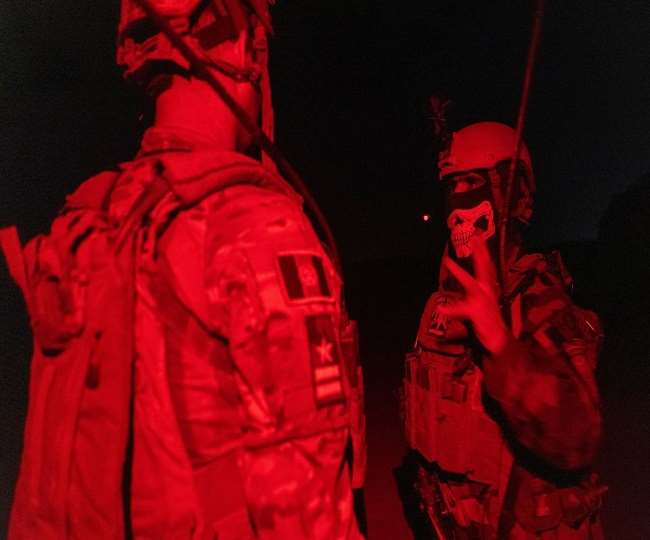 अफगानिस्तान में तालिबान के खिलाफ स्पेशल फोर्सेज ने संभाला मोर्चा। फाइल फोटो।