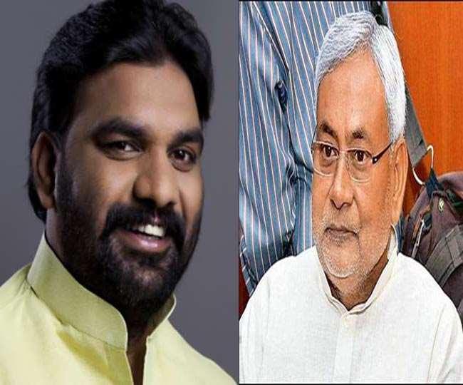पंचायती राज मंत्री सम्राट चौधरी व सीएम नीतीश कुमार। फाइल फोटो