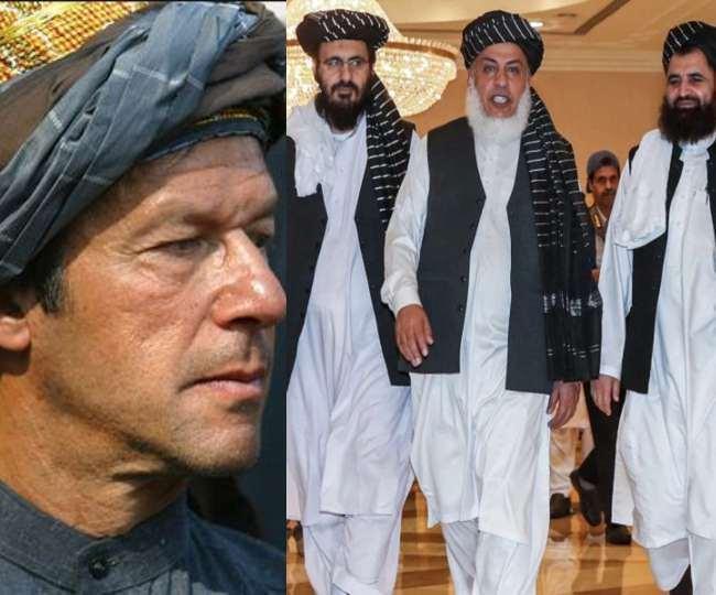 पाकिस्तान को झटका, तालिबान ने कहा- पाकिस्तान को किया सचेत। फाइल फोटो।