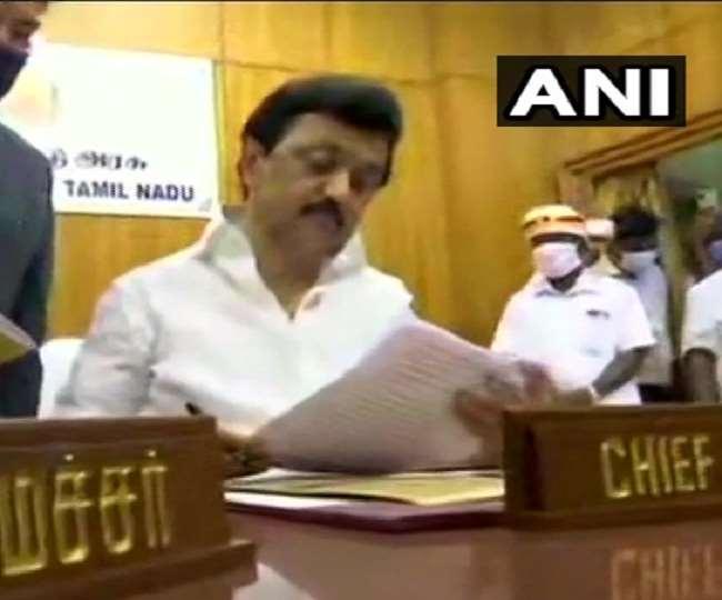 तमिलनाडु को चाहिए कोरोना वैक्सीन की 1 करोड़ डोज, स्टालिन ने प्रधानमंत्री को लिखा पत्र