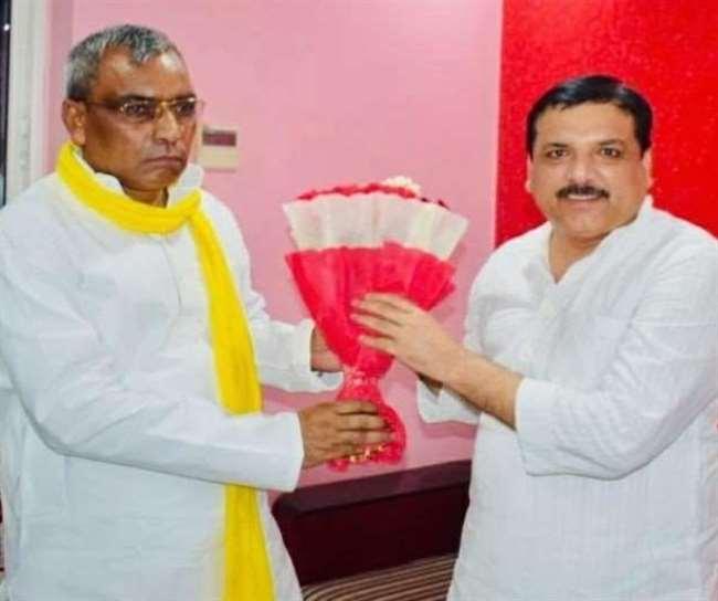 UP Assembly Elections 2022: सुहेलदेव की पार्टी SBSP संग गठबंधन को लेकर AAP का स्पष्टीकरण, संजय सिंह का बड़ा बयान
