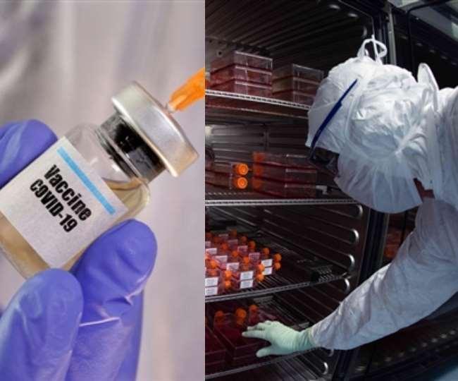 मौजूदा टीके कोरोना से लड़ने में कारगर।(फोटो: दैनिक जागरण)