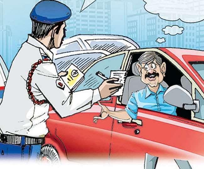 दिल्ली-NCR के लाखों वाहन मालिक सावधान, इस एक गलती पर कटेगा 5500 रुपये का चालान