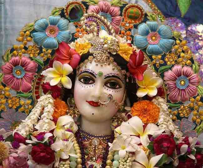 Radha Ashtami 2021: राधाष्टमी का पर्व आज, जानें पूजा विधि, शुभ मुहूर्त