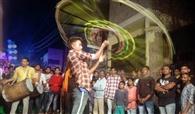 महर्षि वाल्मीकि जयंती पर धूमधाम से निकाली शोभायात्रा