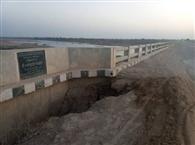 सात साल में ही जर्जर हो गया श्योढ़ा पुल